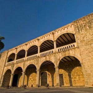 Alcazar-Colon-Zona-colonial-Santo Domingo