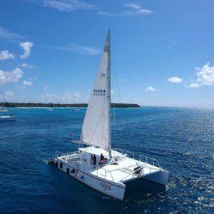 Isla Saona Catamaran
