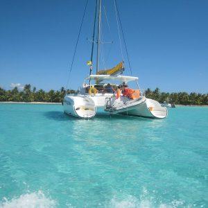 Excursión Isla Saona bayahibe