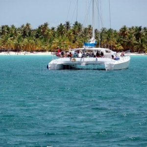 Excursión Isla Saona Catamaran