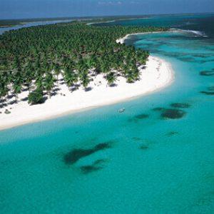 Excursión Isla Saona playa