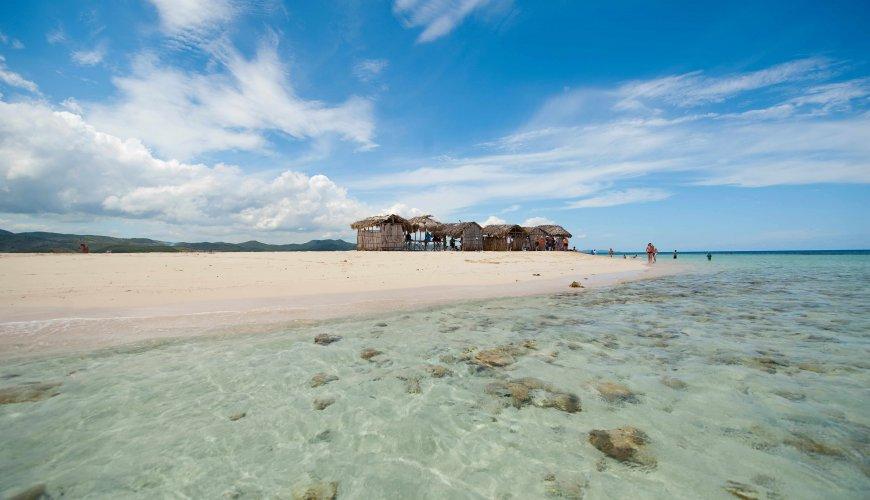 Cayo Arena Isla Playa
