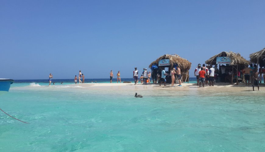 Cayo Arena Excursion