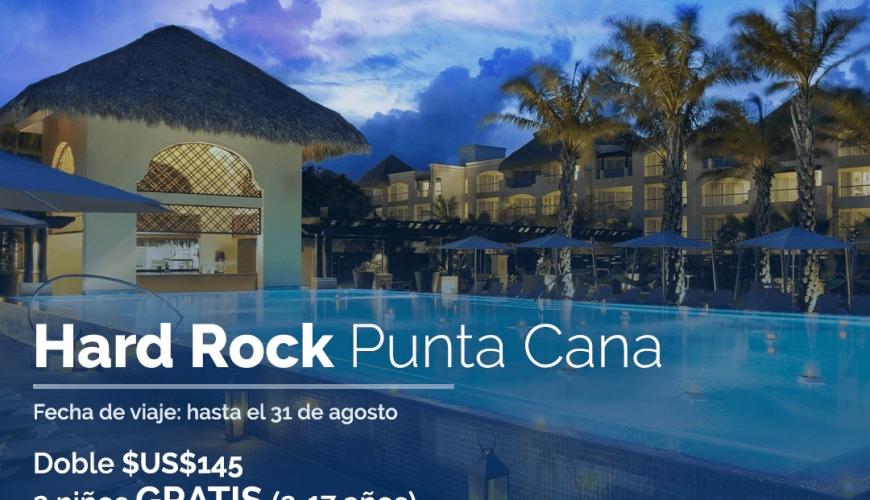 Hard Rock Hotel Punta Cana oferta