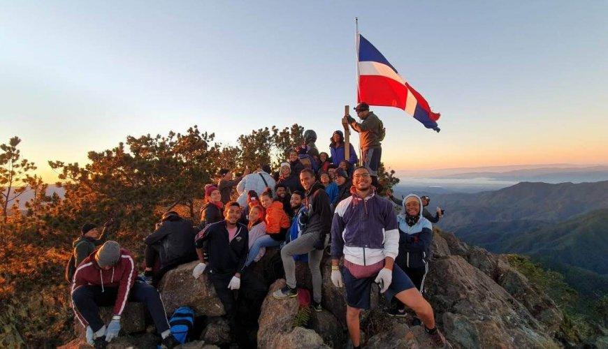 Excursión pico Duarte